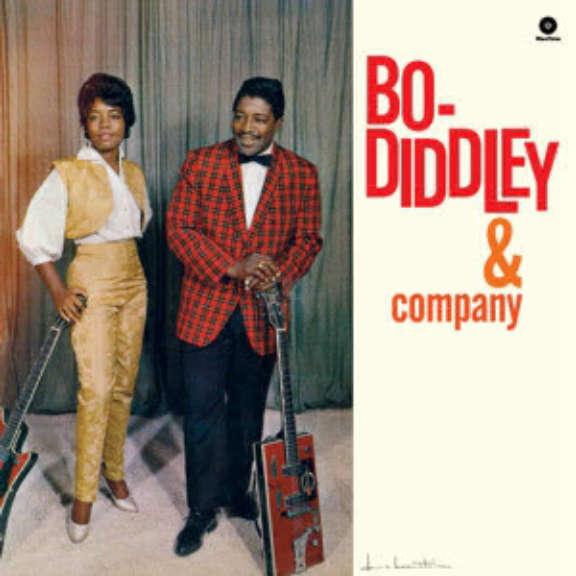 Bo Diddley Bo Diddley & Company (Bonus Tracks) LP 2014