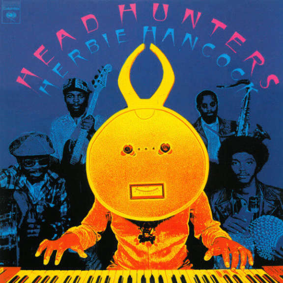 Herbie Hancock Head Hunters LP 2009