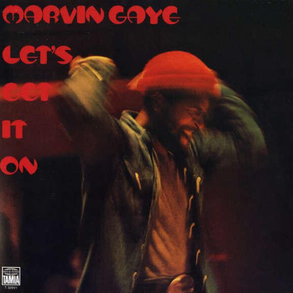 Marvin Gaye Let's Get It On LP 0