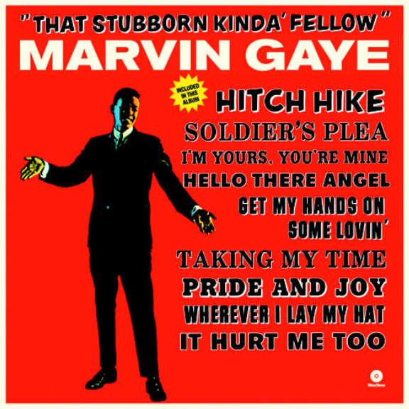 Marvin Gaye That Stubborn Kinda' Fellow LP 2017