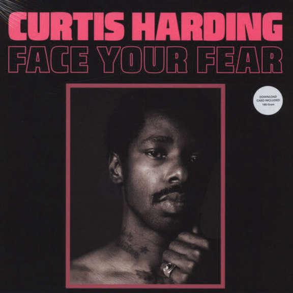 Curtis Harding Face Your Fear LP 2017