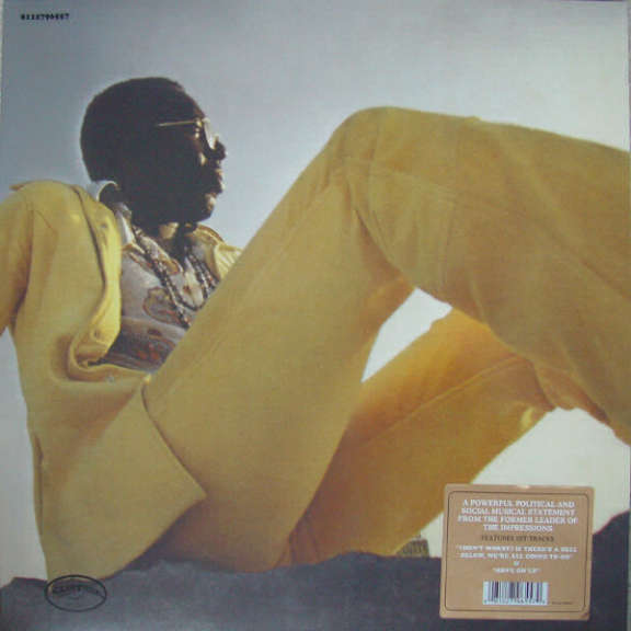 Curtis Mayfield Curtis LP 2013