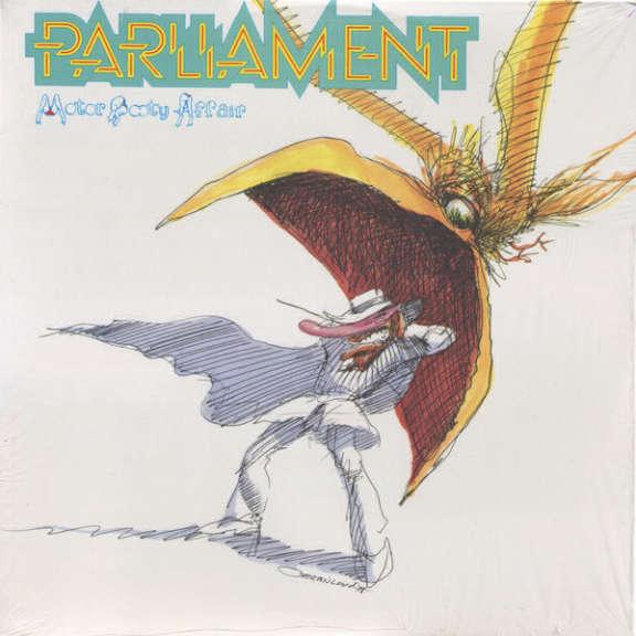 Parliament Motor Booty Affair LP 2010