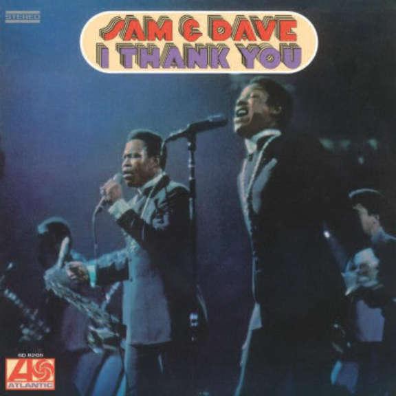 Sam & Dave I Thank You LP 2014