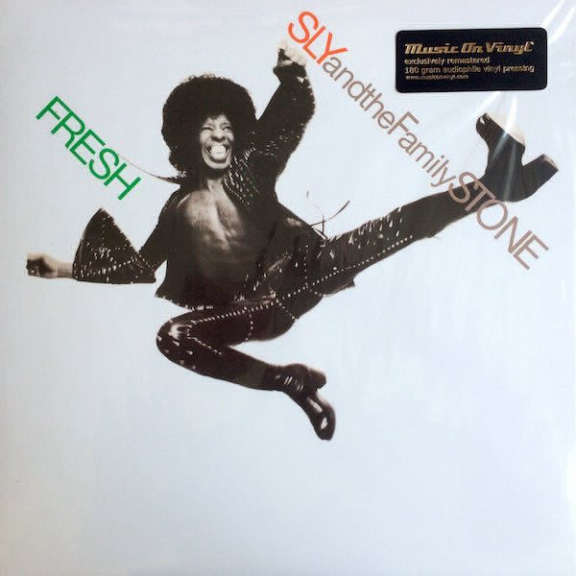 Sly & the Family Stone Fresh LP 2012