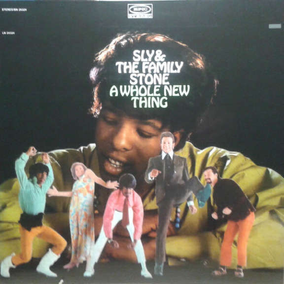 Sly & the Family Stone A Whole New Thing LP 2016
