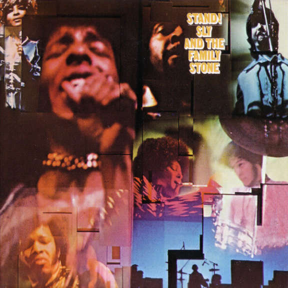 Sly & the Family Stone Stand! LP 2016