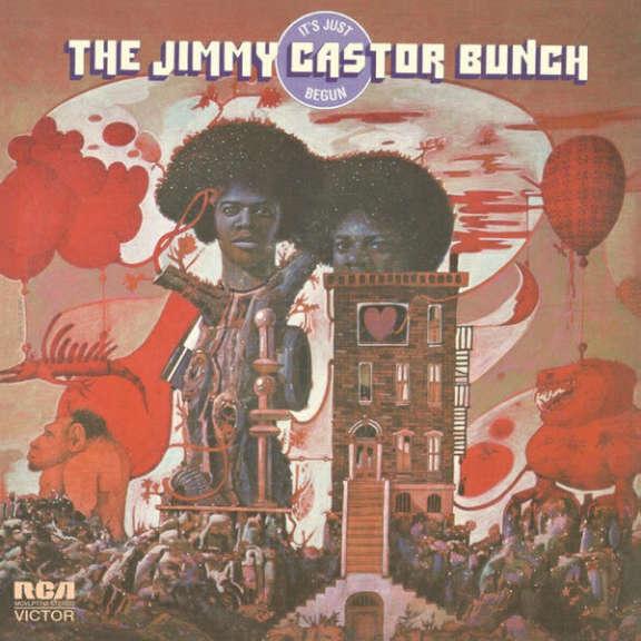 Jimmy Castor Bunch It's Just Begun LP 2017