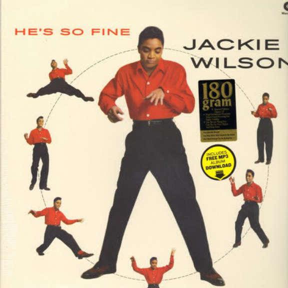Jackie Wilson He's So Fine LP 2014