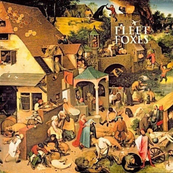 Fleet Foxes Fleet Foxes LP 0