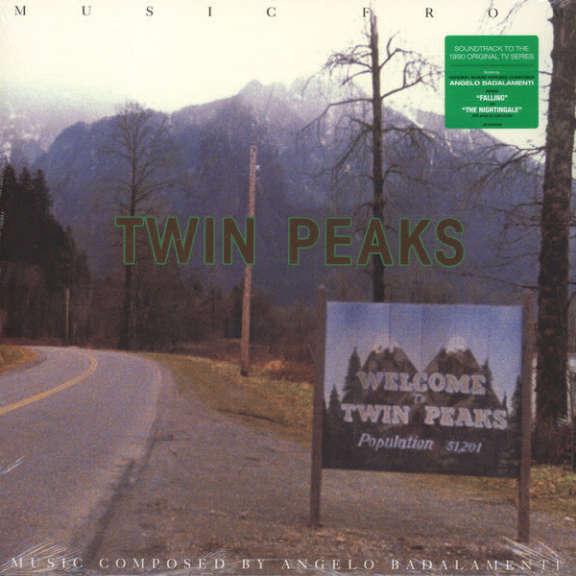 Original Soundtrack / Angelo Badalamenti Twin Peaks LP 2017