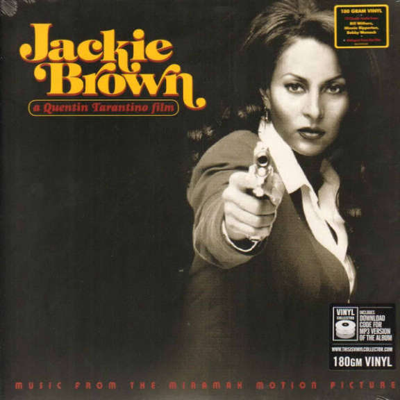 Original Soundtrack Jackie Brown LP 2016