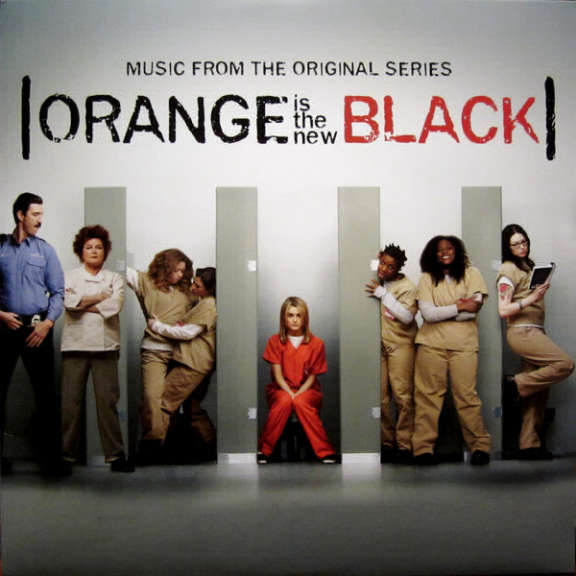 Original Soundtrack Orange Is the New Black LP 2014