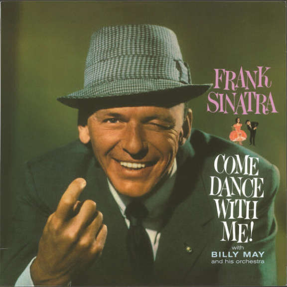 Frank Sinatra Come Dance with Me! LP 2015