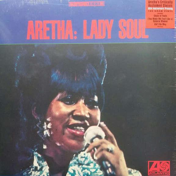 Aretha Franklin Lady Soul LP 2018