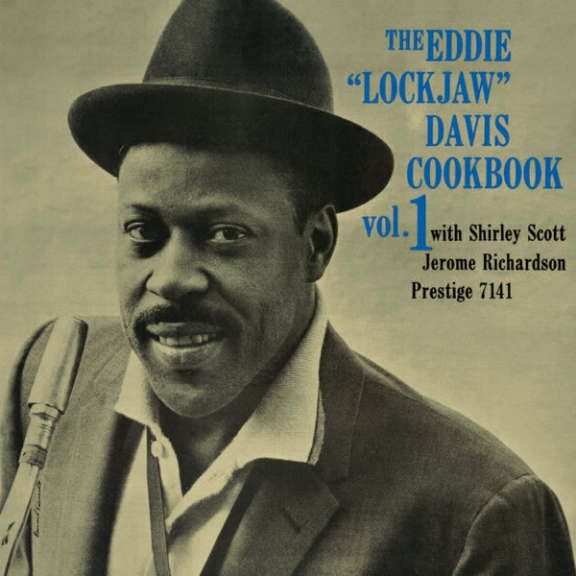 """Eddie """"Lockjaw"""" Davis  The Eddie """"Lockjaw"""" Davis Cookbook Vol. 1 LP 2014"""