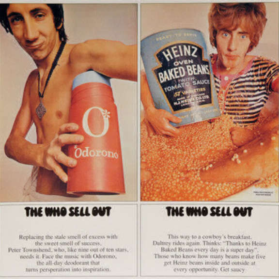 Who The Who Sell Out LP 2015