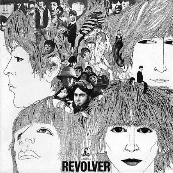 Beatles Revolver LP 0
