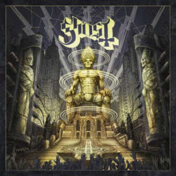 Ghost Ceremony And Devotion LP 2018