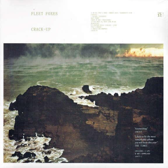 Fleet Foxes Crack-Up LP 2017