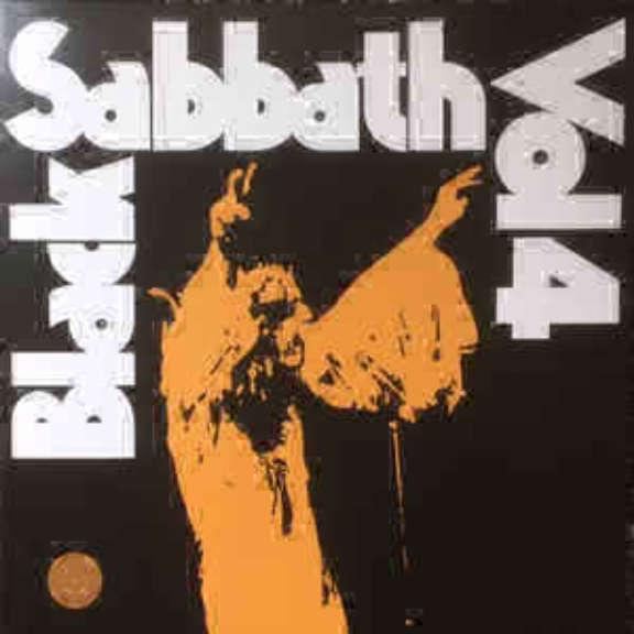 Black Sabbath Black Sabbath Vol 4 LP 2015