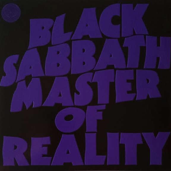 Black Sabbath Master Of Reality LP 2015