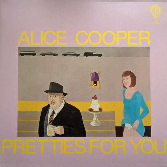 Alice Cooper Pretties For You (red vinyl) LP 2017