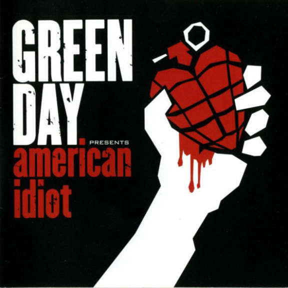 Green Day American Idiot LP 0