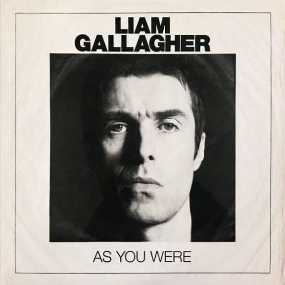 Liam Gallagher As You Were LP 2017