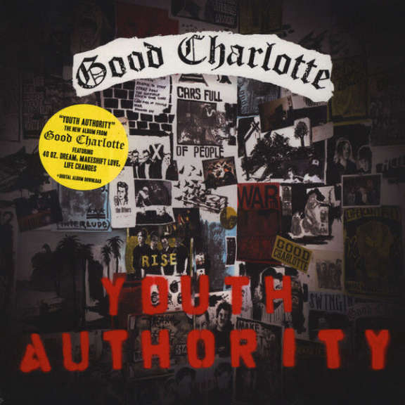 Good Charlotte Youth Authority LP 2016