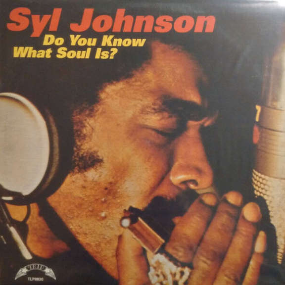 Syl Johnson Do You Know What Soul Is? LP 2010