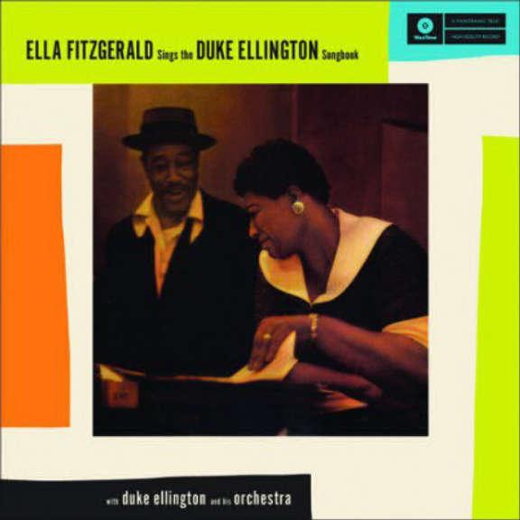Ella Fitzgerald  Sings the Duke Ellington Song Book LP 2017