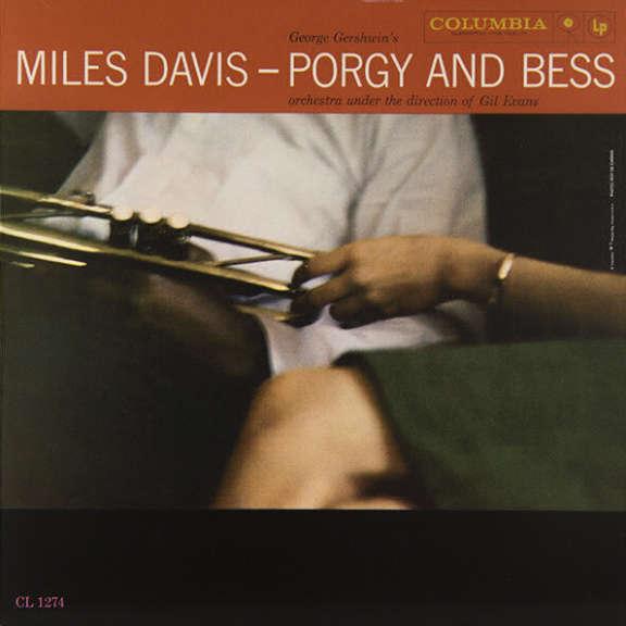 Miles Davis Porgy And Bess (Music On Vinyl) LP 2013