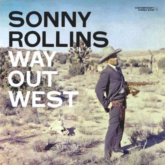 Sonny Rollins Way Out West LP 2010