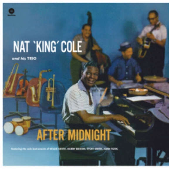 "Nat ""King"" Cole  After Midnight LP 2012"