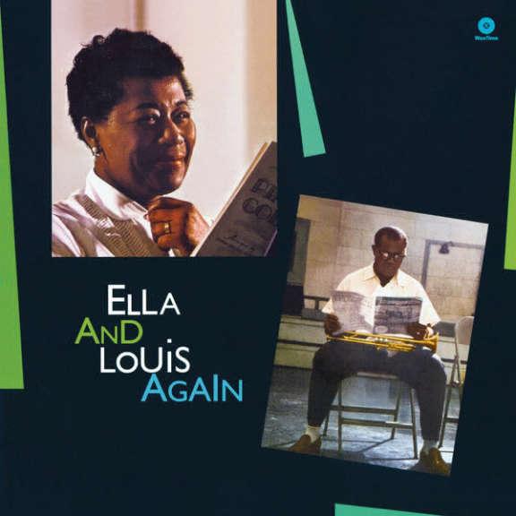 Ella Fitzgerald & Louis Armstrong Ella And Louis Again LP 2011