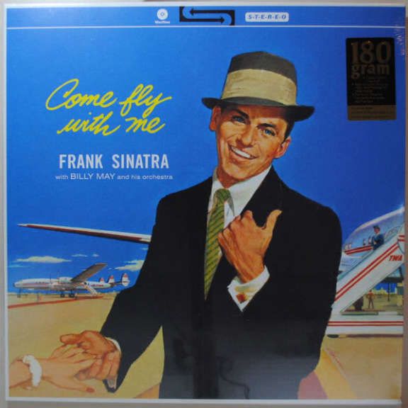 Frank Sinatra Come Fly with Me! LP 2012