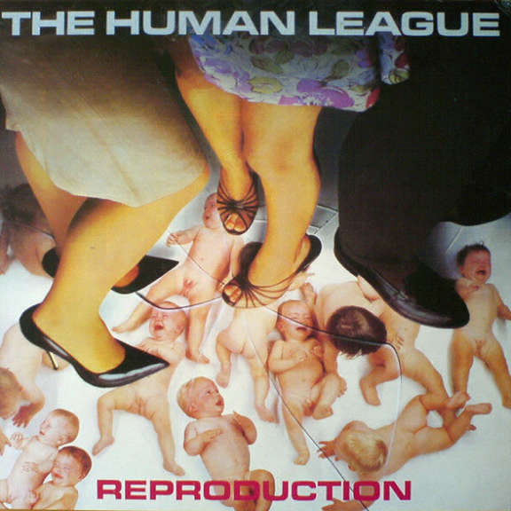 Human League Reproduction LP 2016