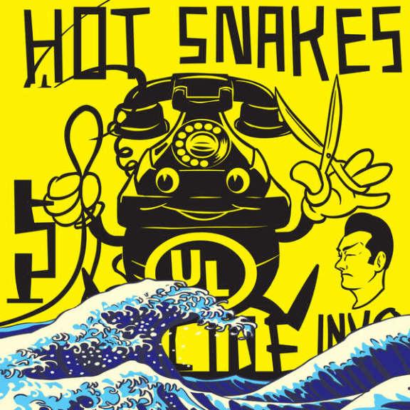 Hot Snakes Suicide Invoice (coloured vinyl) LP 2018