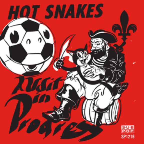Hot Snakes Audit In Progress (coloured vinyl) LP 2018