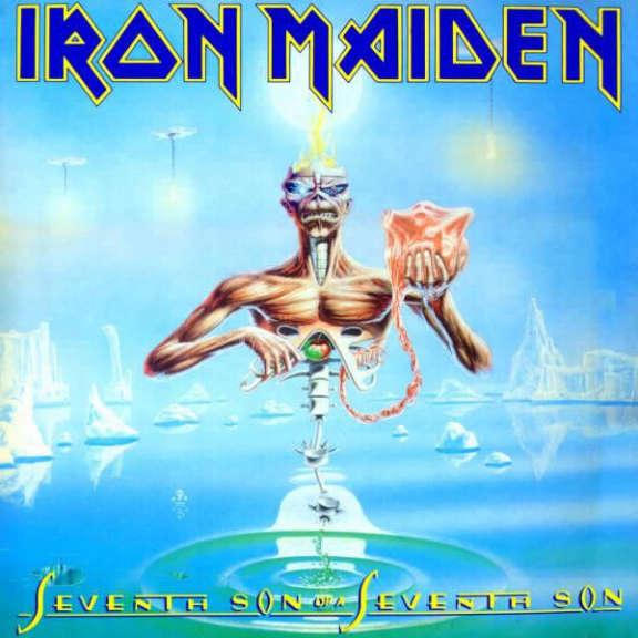 Iron Maiden Seventh Son Of A Seventh Son LP 0