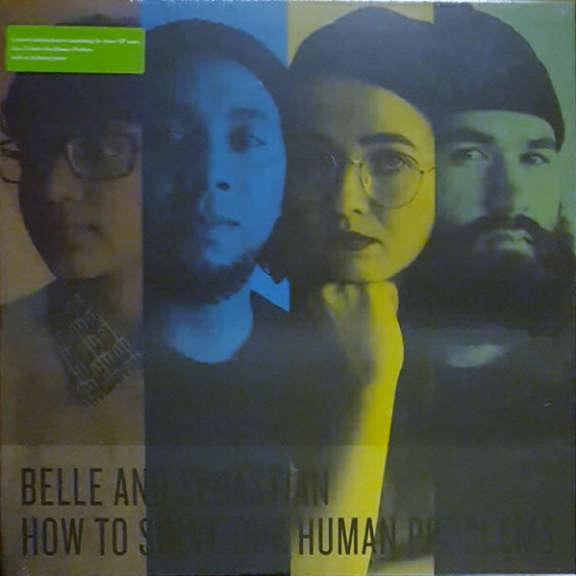 Belle & Sebastian How to Solve Our Human Problems  (Parts 1, 2 & 3) LP 2018