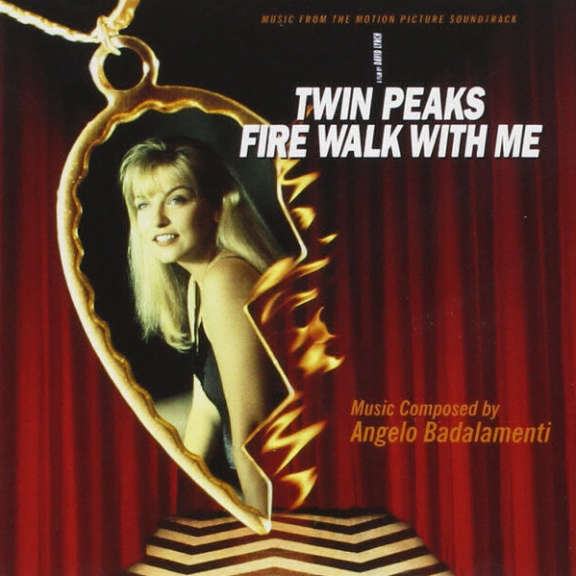 Original Soundtrack / Angelo Badalamenti Twin Peaks - Fire Walk with Me LP 2017