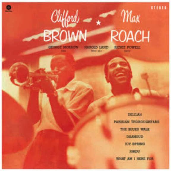 Clifford Brown & Max Roach Clifford Brown & Max Roach LP 2010