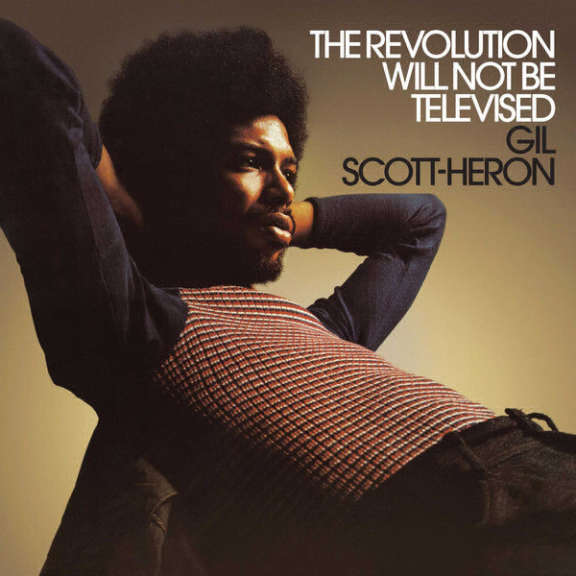 Gil Scott-Heron The Revolution Will Not Be Televised LP 2017