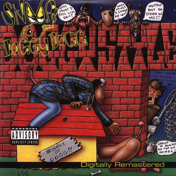 Snoop Doggy Dogg Doggystyle LP 2017