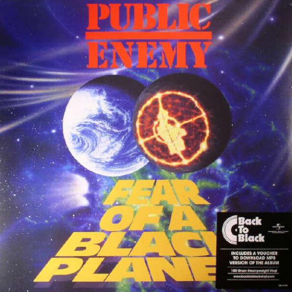 Public Enemy Fear of a Black Planet LP 2014