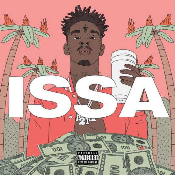 21 Savage Issa Album LP 2017