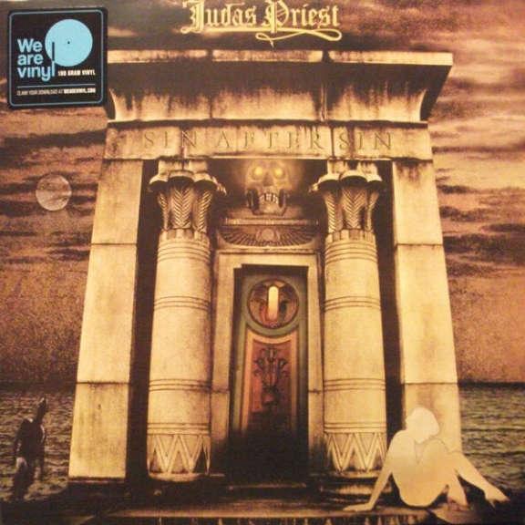 Judas Priest Sin After Sin LP 2017