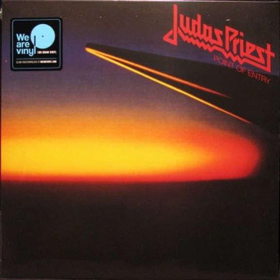 Judas Priest Point Of Entry LP 2017